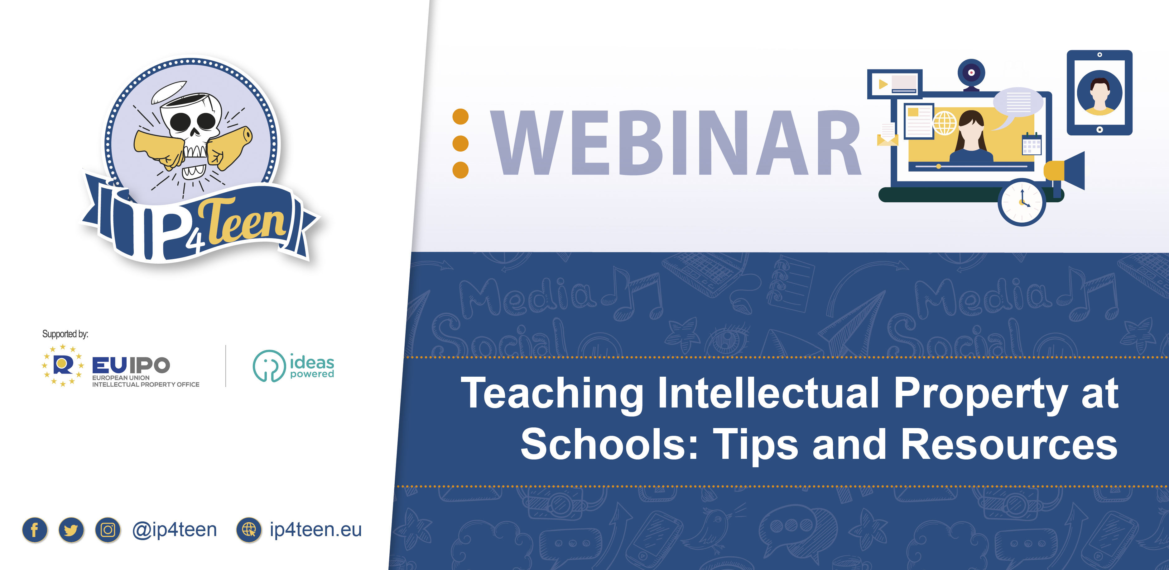 Teaching Intellectual Property at Schools: Tips and Resources